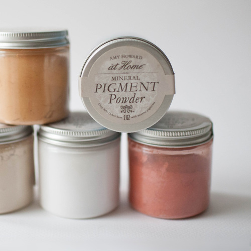 Amy Howard's Pigment Powder